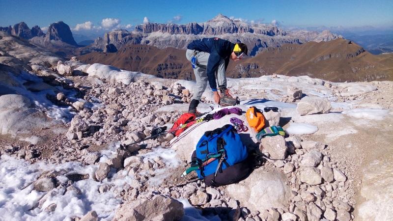 Attrezzatura alpinistica