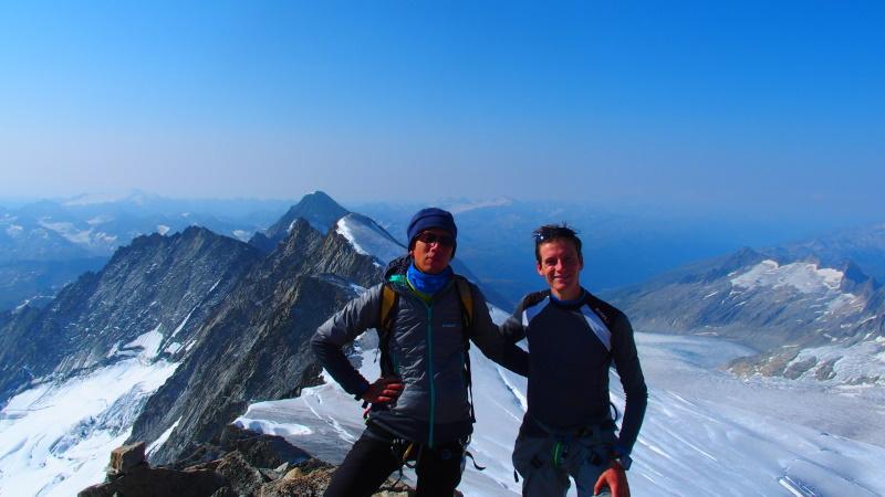 Amici di montagna