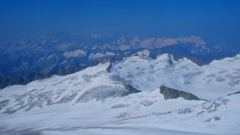 La vallata ghiacciata